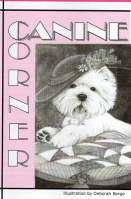 Canine Corner Logo colorado springs dog grooming