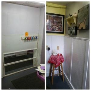 Canine Corner Remodel